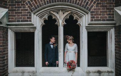 A London wedding  – Holly & Jeremy
