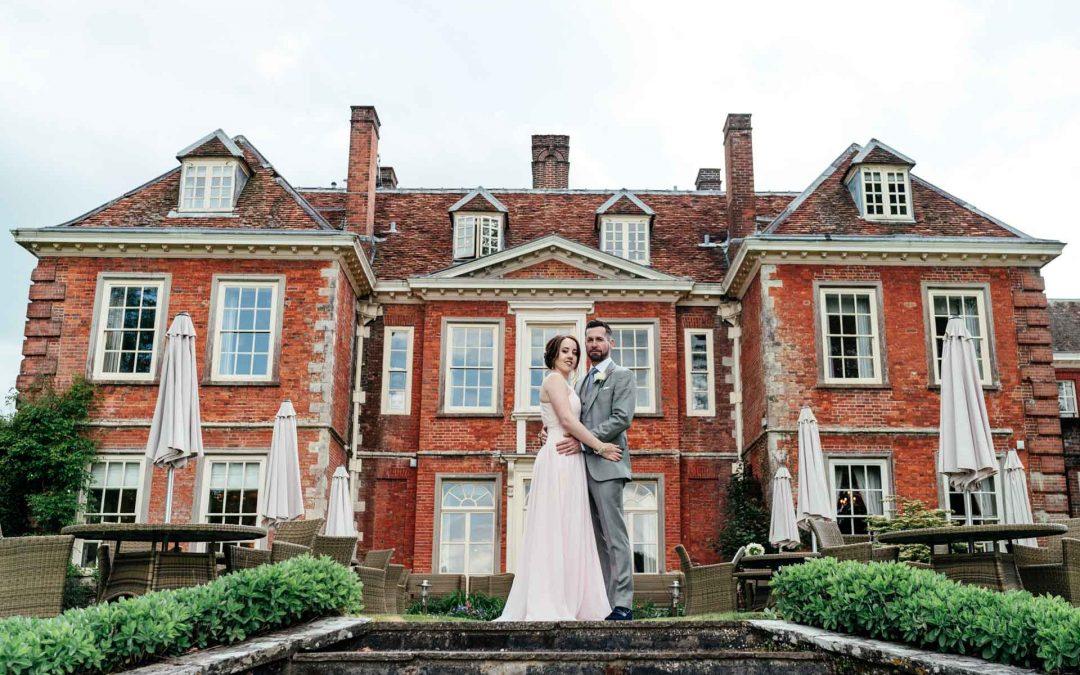 Lainston House. Hampshire wedding