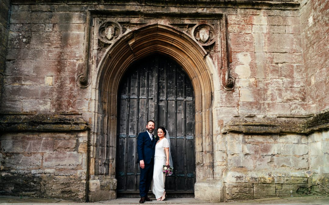 A Cotswold Wedding. Neil and Ros